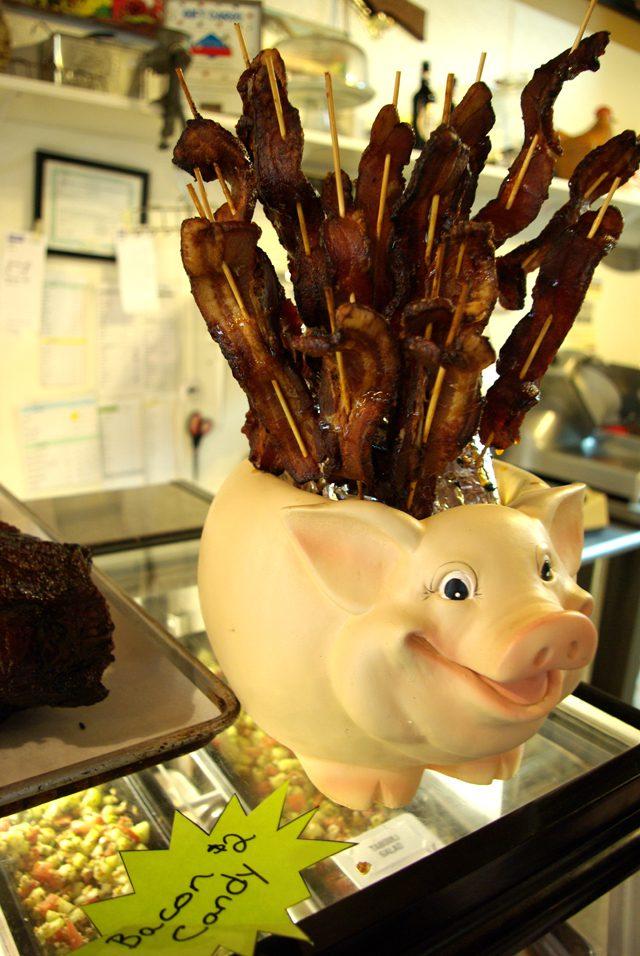 BaconCandyInPig