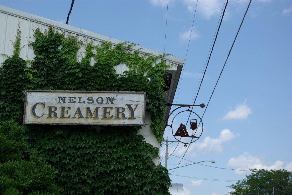 NelsonCreameryOut