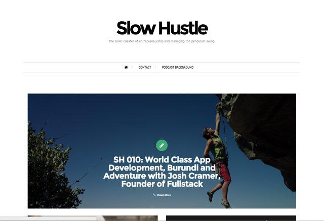 SlowHustle