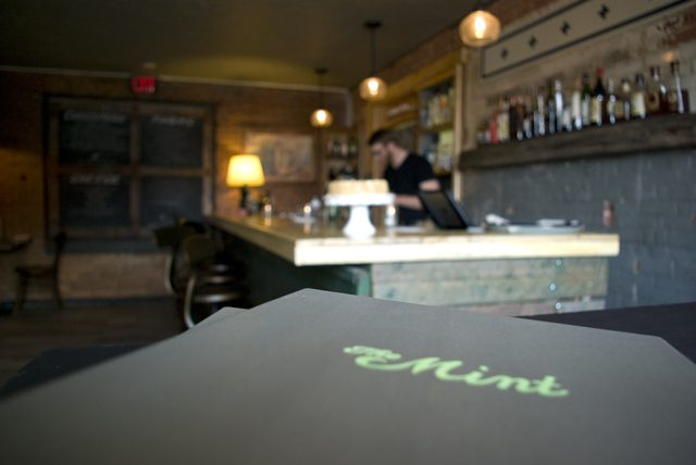 TheMint_Menu