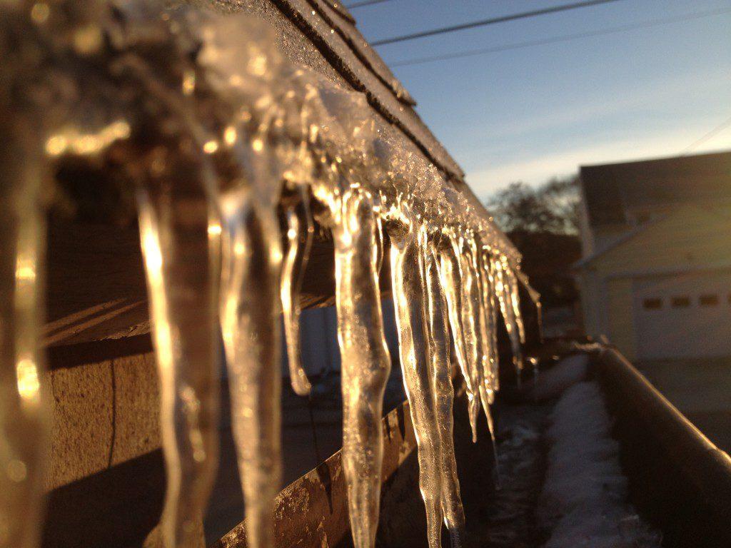 icecicles