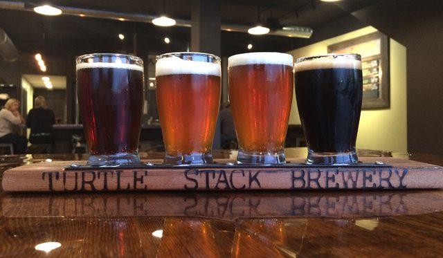 Turltle Stack Brewery La Crosse