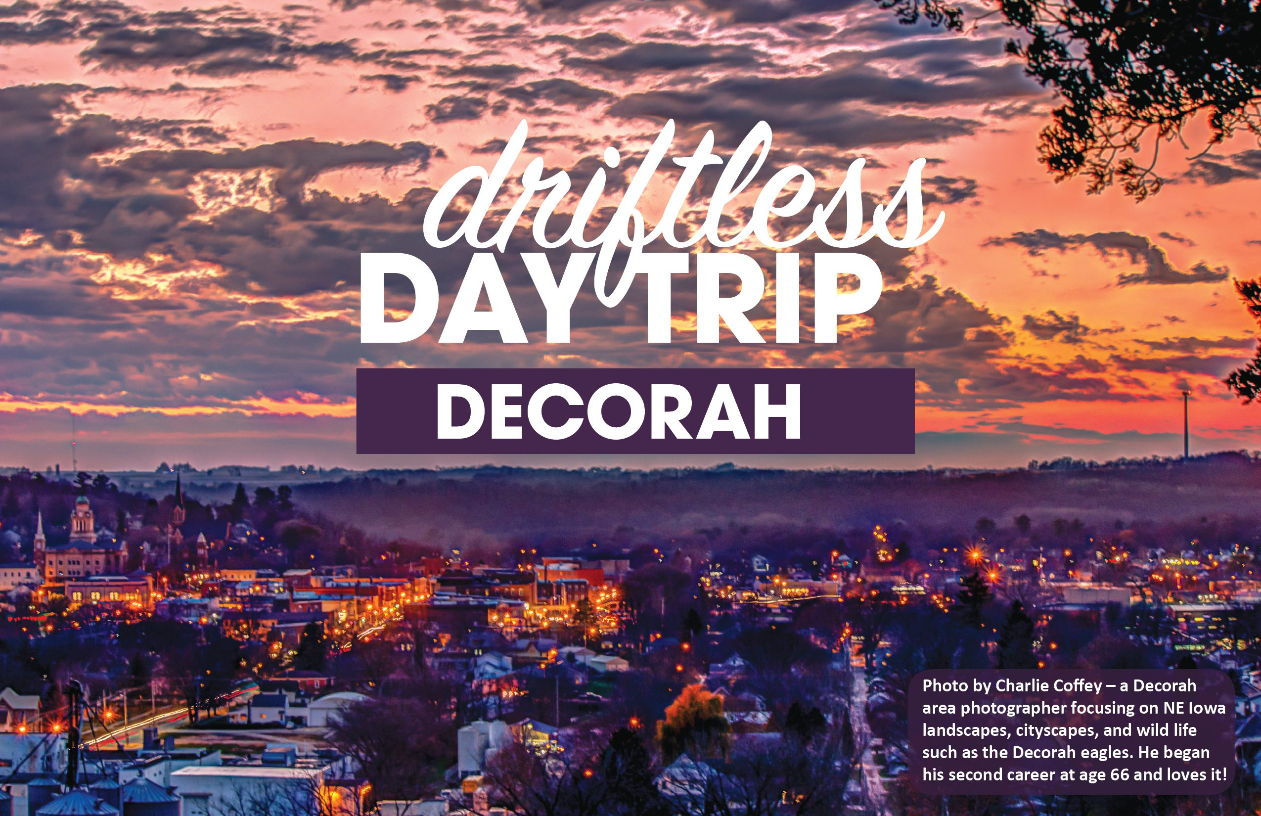 Decorah Driftless Day Trip