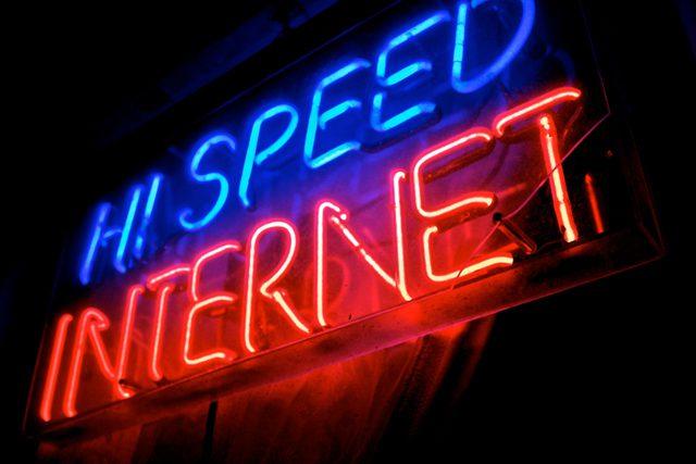 HiSpeedInternetSign