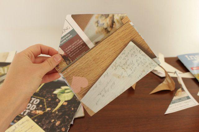 Finished Envelope
