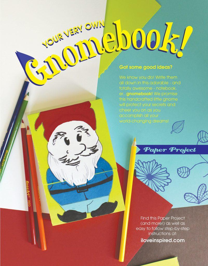 Gnomebook Ad