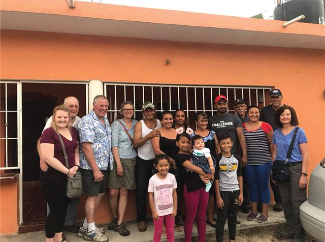 Puentes/Bridges group trip to Mexico January 2019