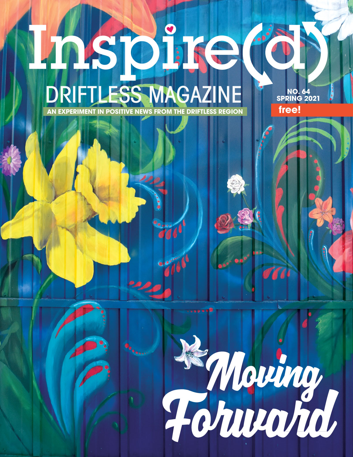 Read the Spring 2021 Inspire(d) online!